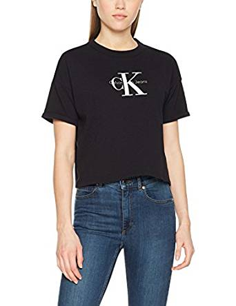 Koszulka Bluzka Damska Calvin Klein Jeans R S 7336148153 Oficjalne Archiwum Allegro
