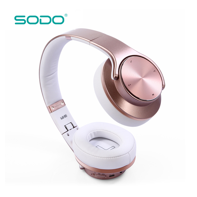 Słuchawki bezprzewodowe SODO MH5