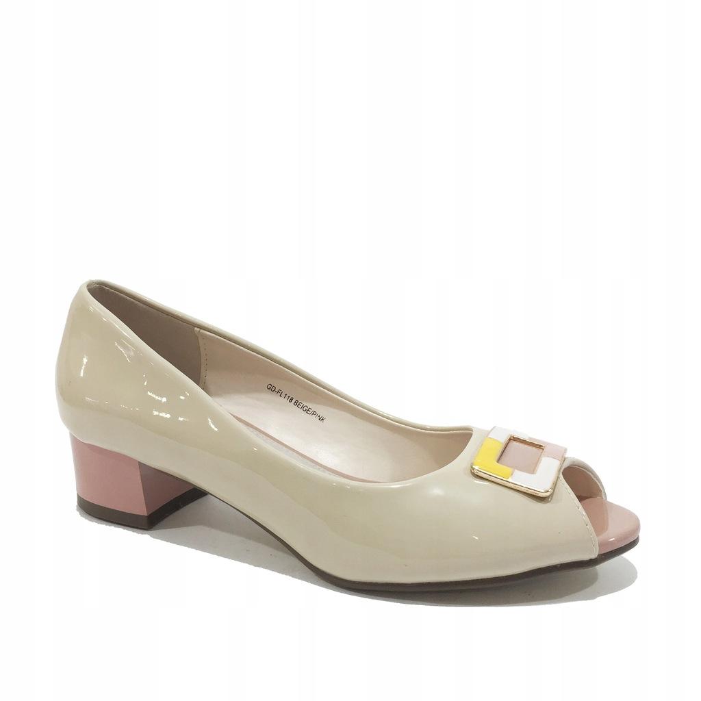 buty rozmiar 36 damskie niski obcas