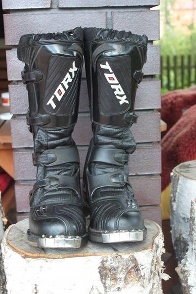buty crosowe męskie używane