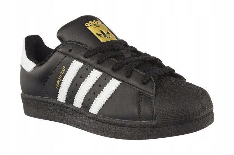 Czarne Buty M?skie Sportowe Adidas r.40