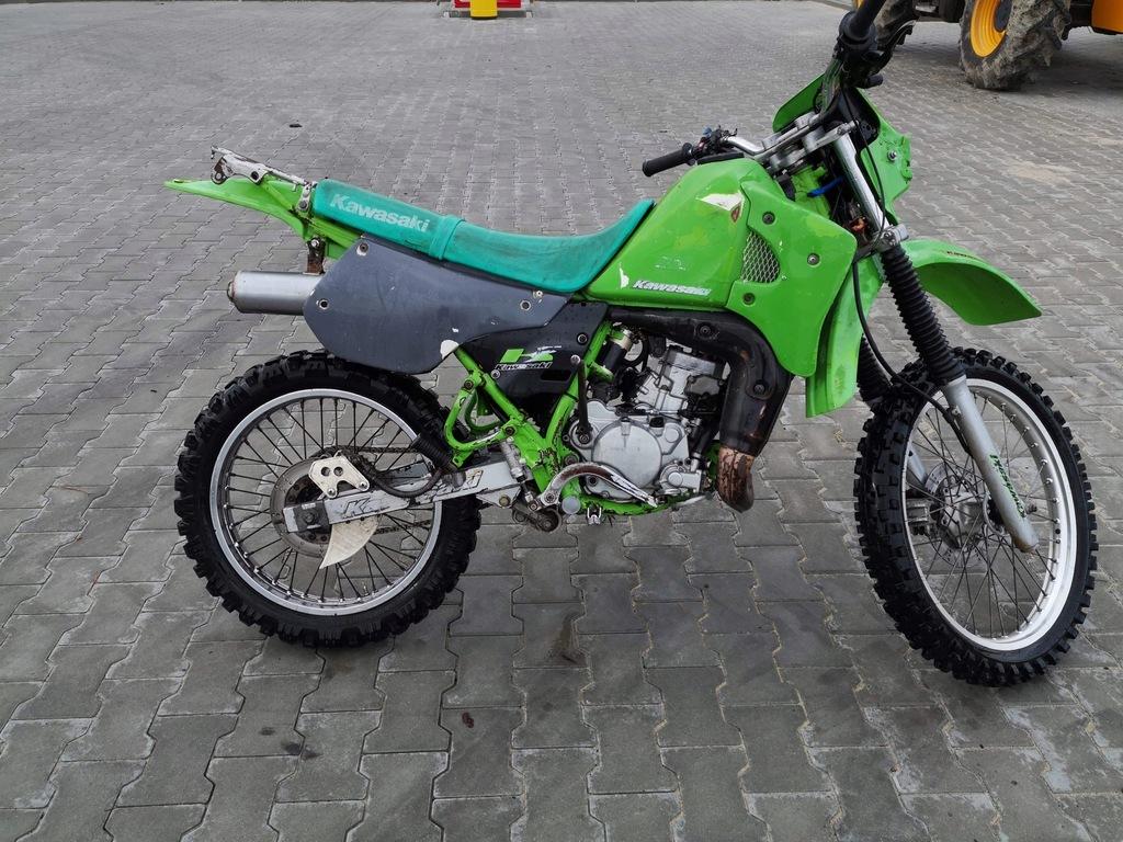 Cross Kawasaki Kmx 125 7650389828 Oficjalne Archiwum Allegro