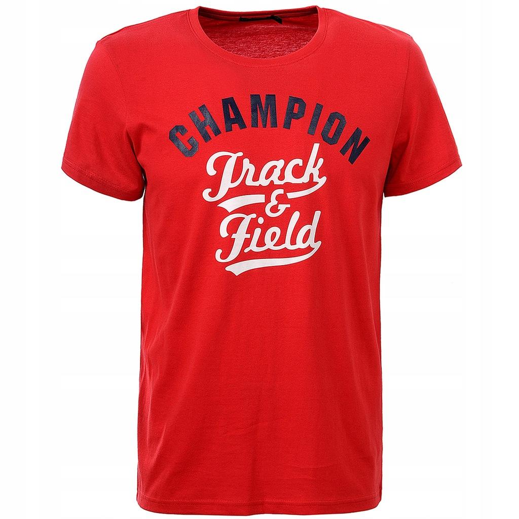 champion multi logo sleeve bluza