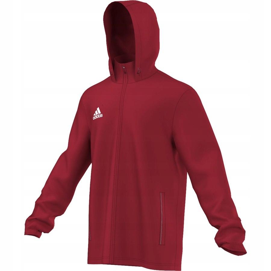 Kurtka adidas Core F S22278 XL czerwony