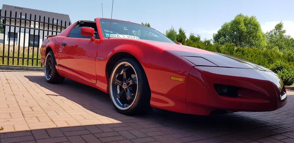Pontiac Firebird 3 1 V6 Gaz 7757238980 Oficjalne Archiwum Allegro