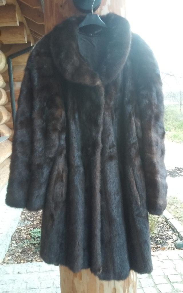 Wielka Wyprzedaż damskie Zimowe Długie Prawdziwe Futro