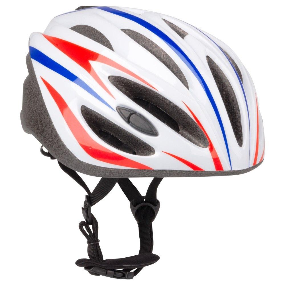 Kask rowerowy WORKER Swirly - Rozmiar L (56-59)