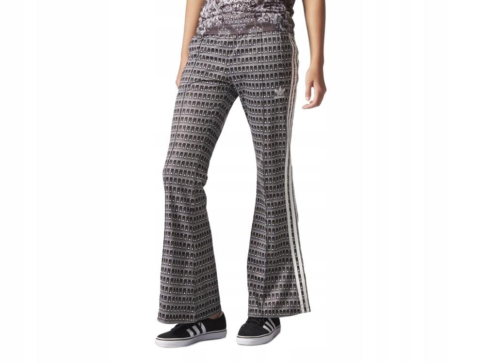 Spodnie Damskie Dzwony Adidas Pavao Pant AY6866