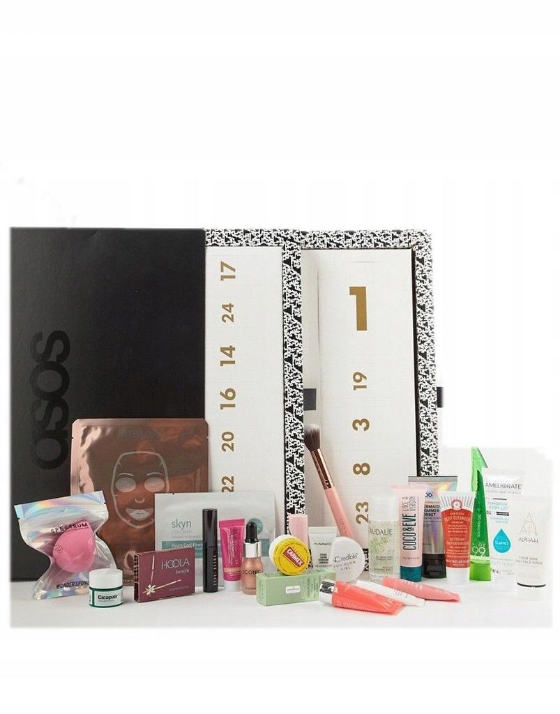 Kalendarz Adwentowy Z Kosmetykami Kosmetyki 7598148454 Oficjalne Archiwum Allegro