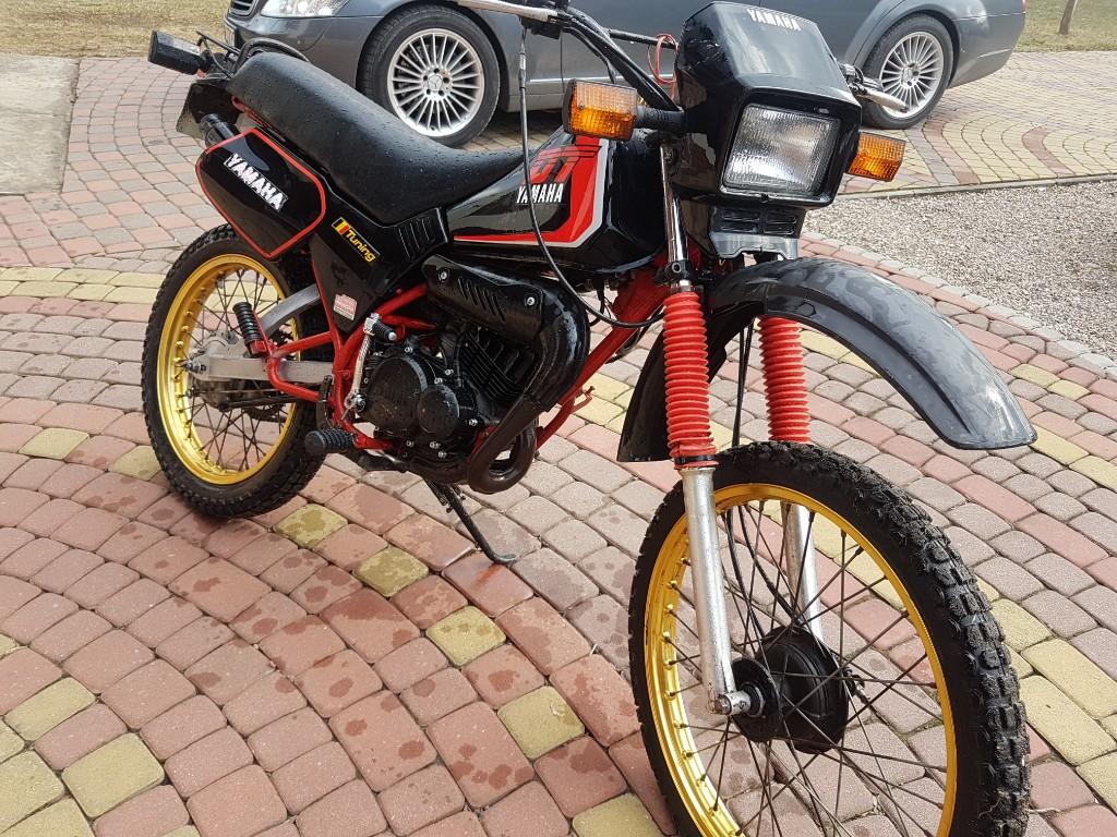 Yamaha Dt 50 Mx 100 Sprawna Bardzo Zadbana 7224610961 Oficjalne Archiwum Allegro