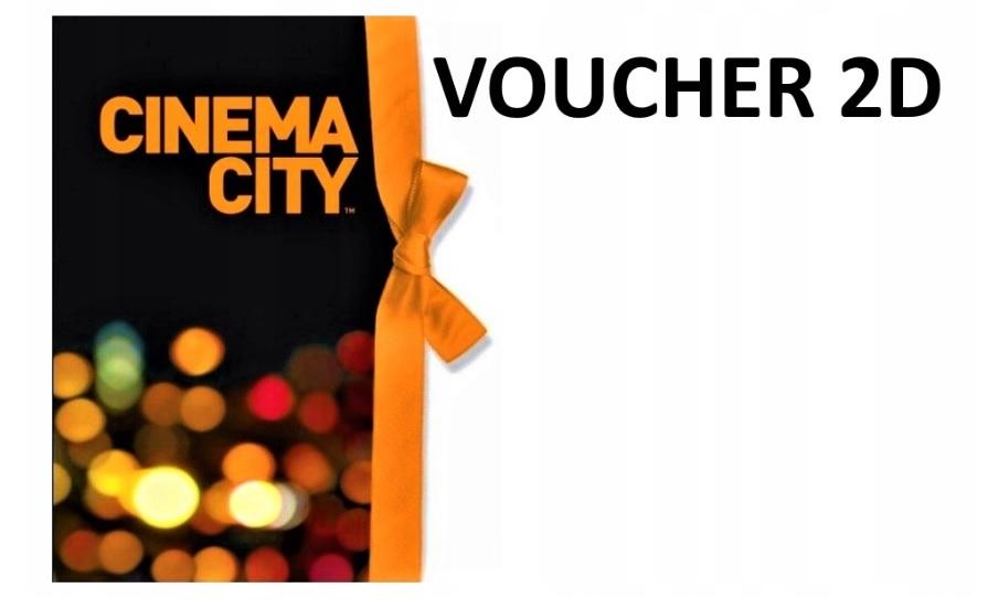 Cinema City Voucher Na Bilet 2d Codziennie 7599297255 Oficjalne Archiwum Allegro