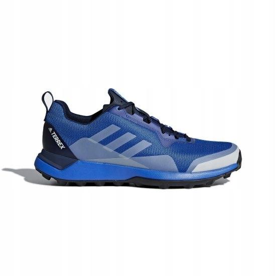 Buty męskie adidas Terrex CMTK niebieskie BC0433