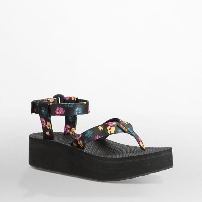 Damskie Sandały Teva Flatform Sandal 36