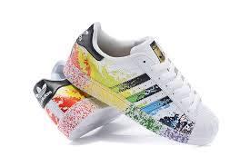 Adidas Superstar RAINBOW LGBT HIT 2018 r.37 7381470089