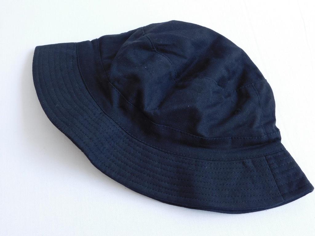 2006bt1 ATMOSPHERE super CZARNY kapelusz _one size