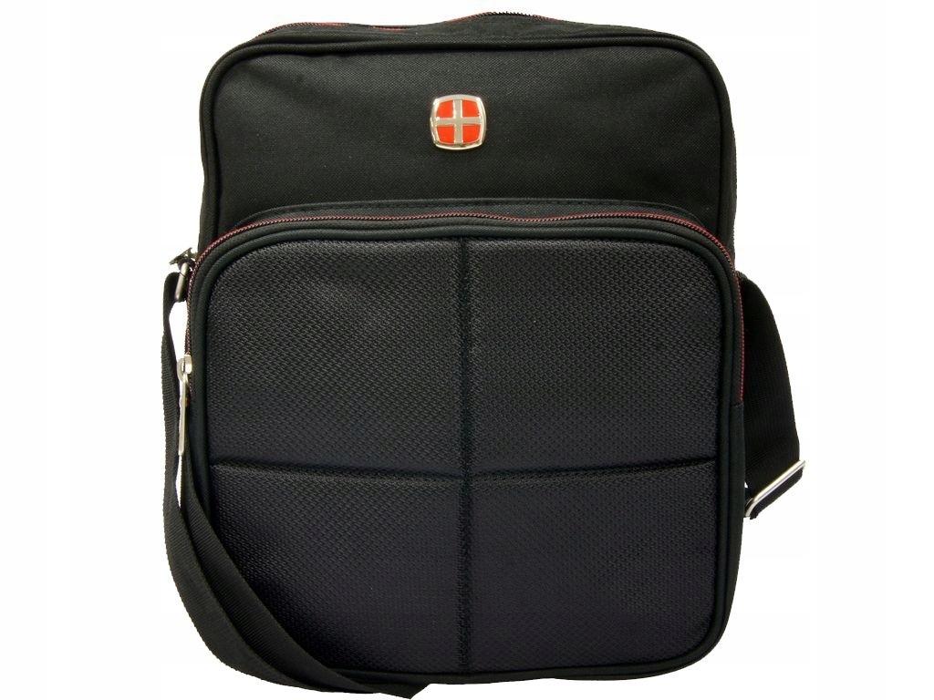 HIT Sportowa torba męska na ramię New Bags PREZENT