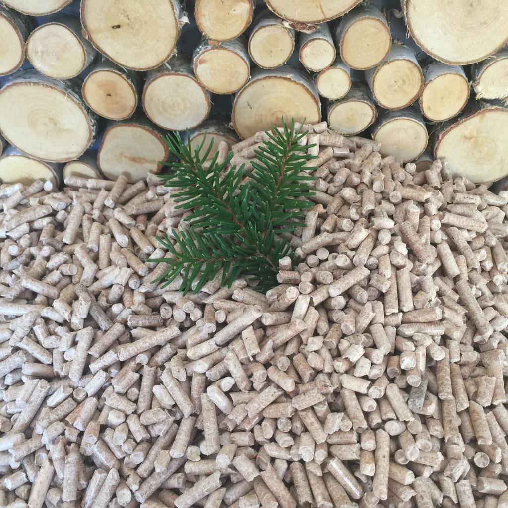 Pellet drzewny Classic 100% iglasty polski produce
