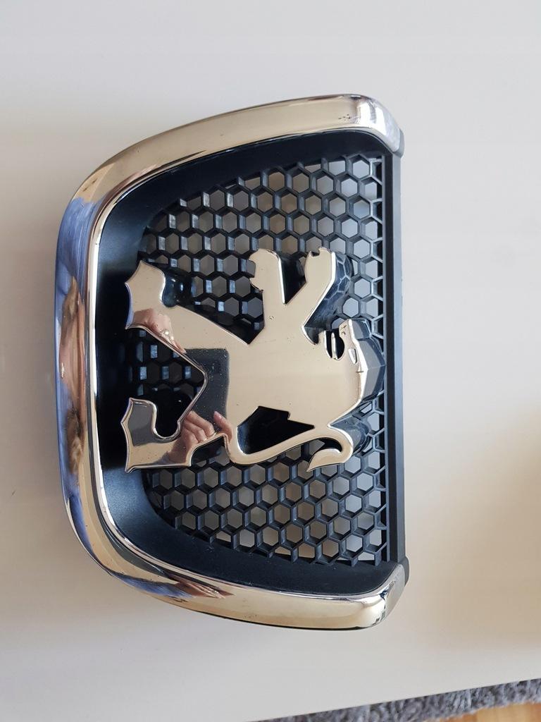 Emblemat peugeot 607 lift 05-10 9649004577
