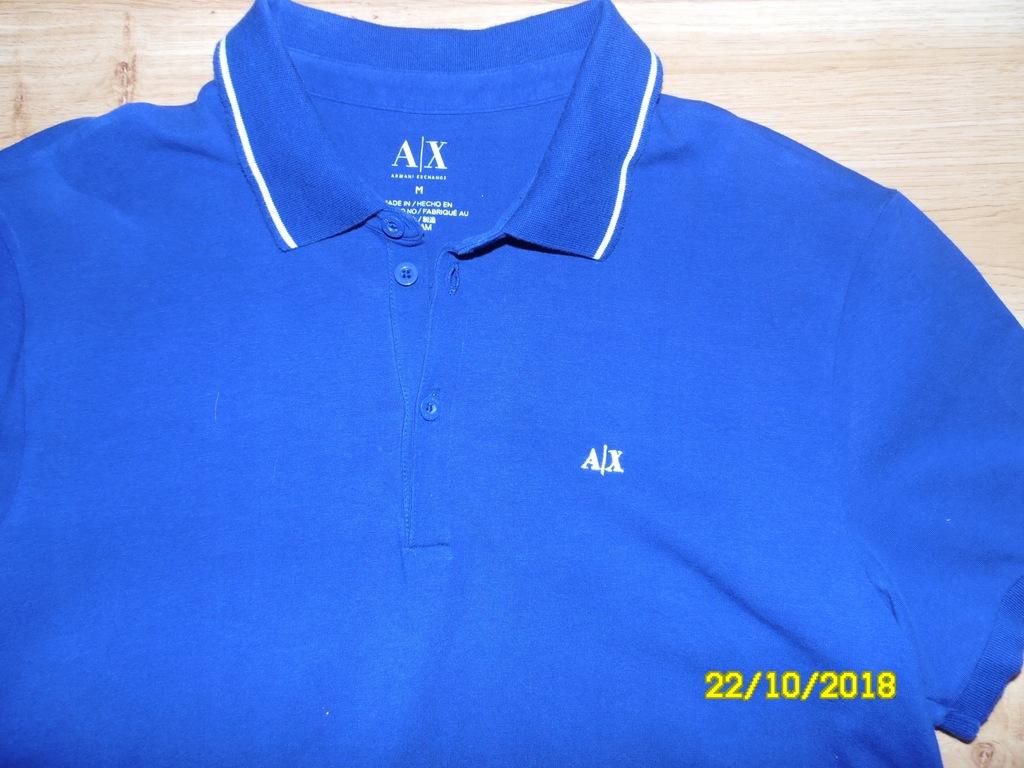 Koszulka Polo Męska Armani