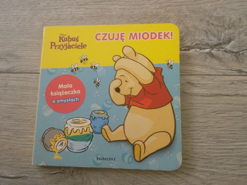 Książeczka Disney Kubus Puchatek O Zmysłach 7364573695