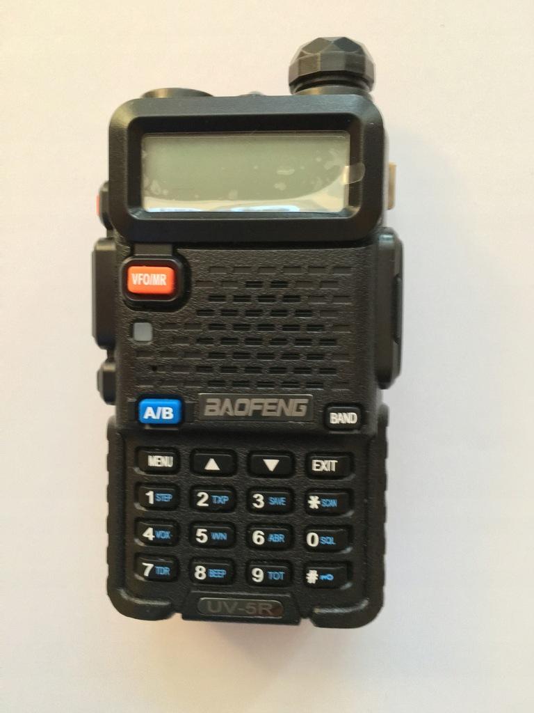 BAOFENG UV5R KRÓTKOFALÓWKA VHF/UHF