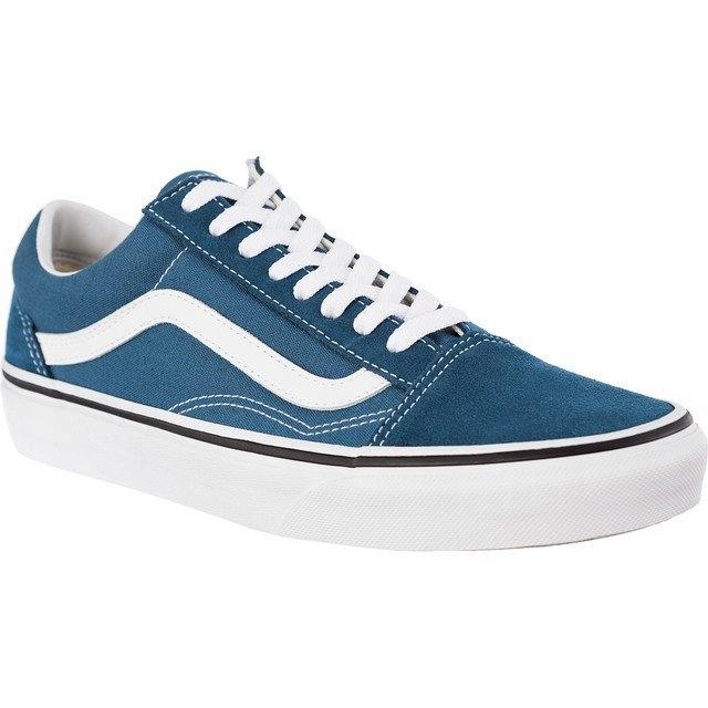 Niebieskie Buty Damskie Trampki Vans r.37 7641806166