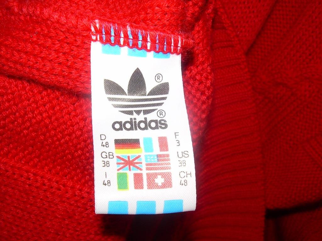 ADIDAS - sweter 48 dla sportowca