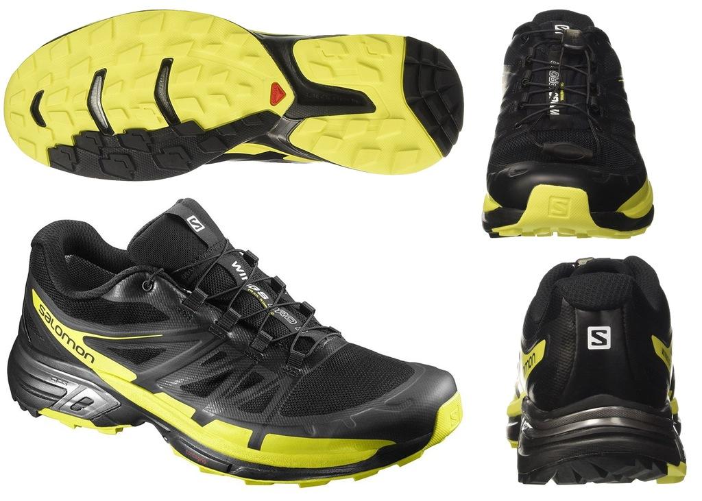 Buty biegowe Salomon WINGS PRO 2 (399668)