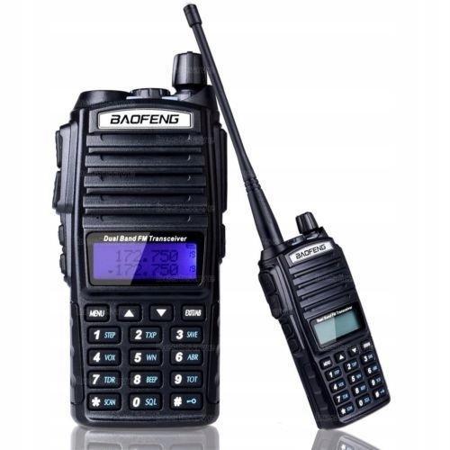 Radiotelefon BAOFENG UV 82 NOWA WERSJA 2018 5W