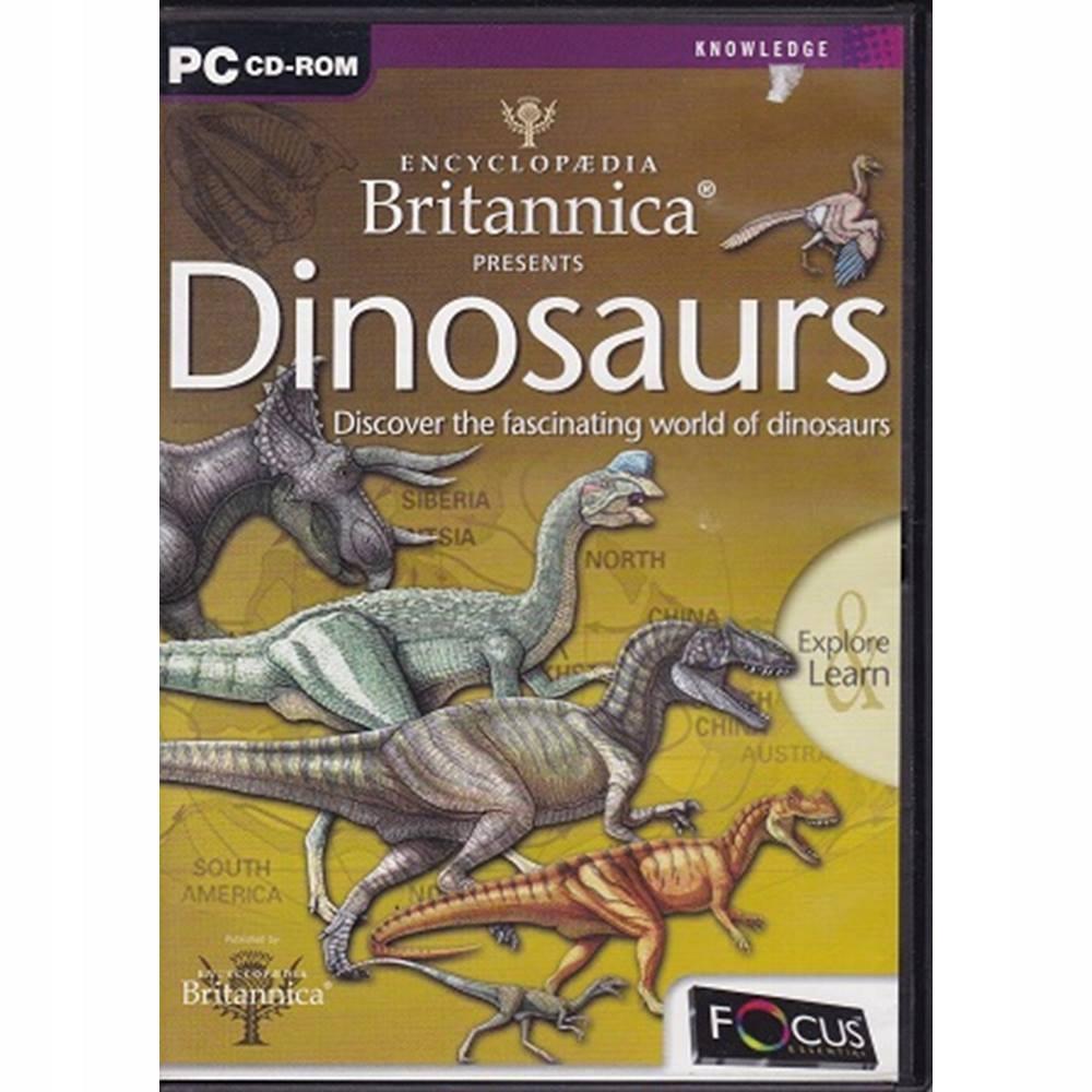 Encyclopaedia Britannica presents Dinosaurs