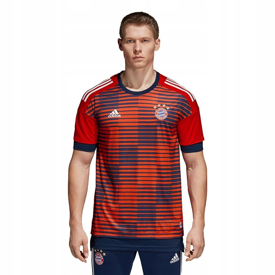 Koszulka adidas FCB H Preshi CF1580 XXL czerwony
