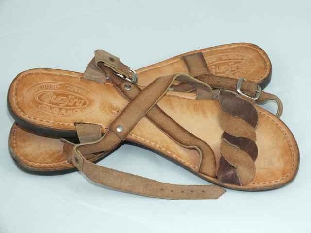 Sandały super lekkie kubańskie oryginalne 37