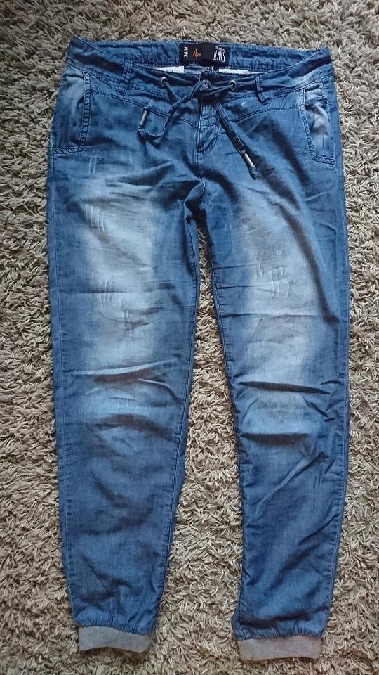 Spodnie dżins New Yorker Chillin roz.38 M ściągacz