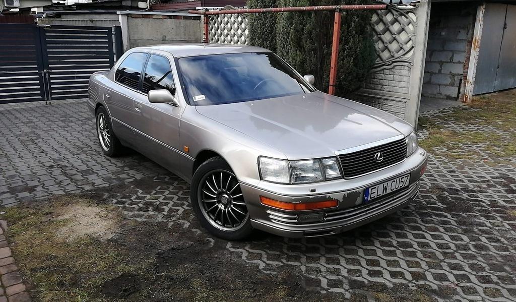 Lexus Ls400 Ucf10 1994r 7777436785 Oficjalne Archiwum Allegro