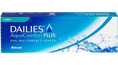 Dailies aqua comfort PLUS Soczewki -2,00
