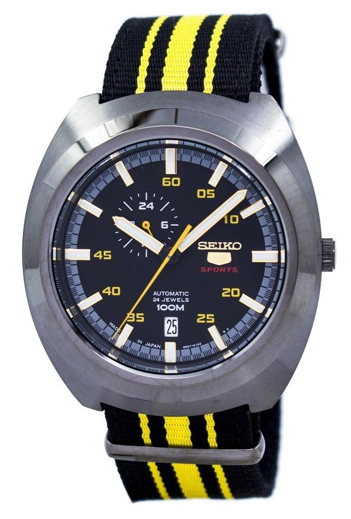 Męski zegarek SEIKO SSA289J1