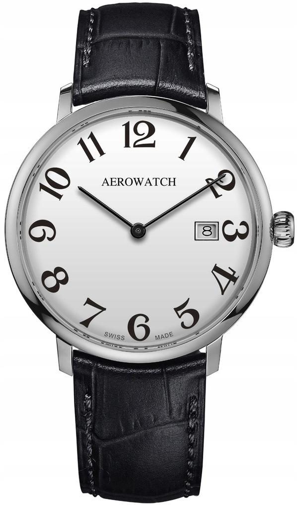 Aerowatch Heritage Slim Quartz 21976 AA05