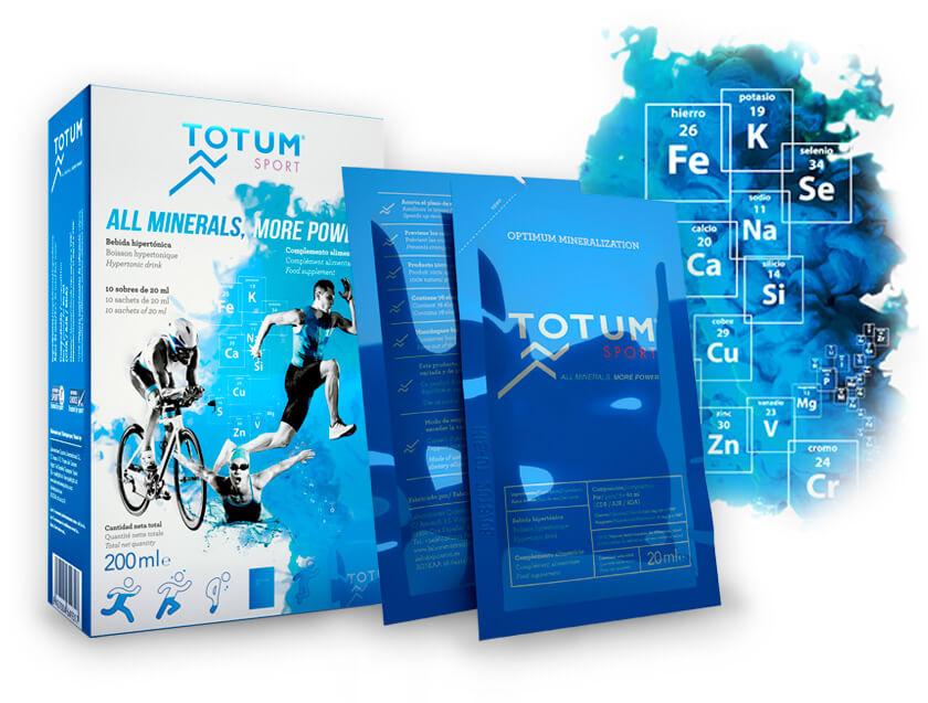 TOTUM SPORT naturalne elektrolity