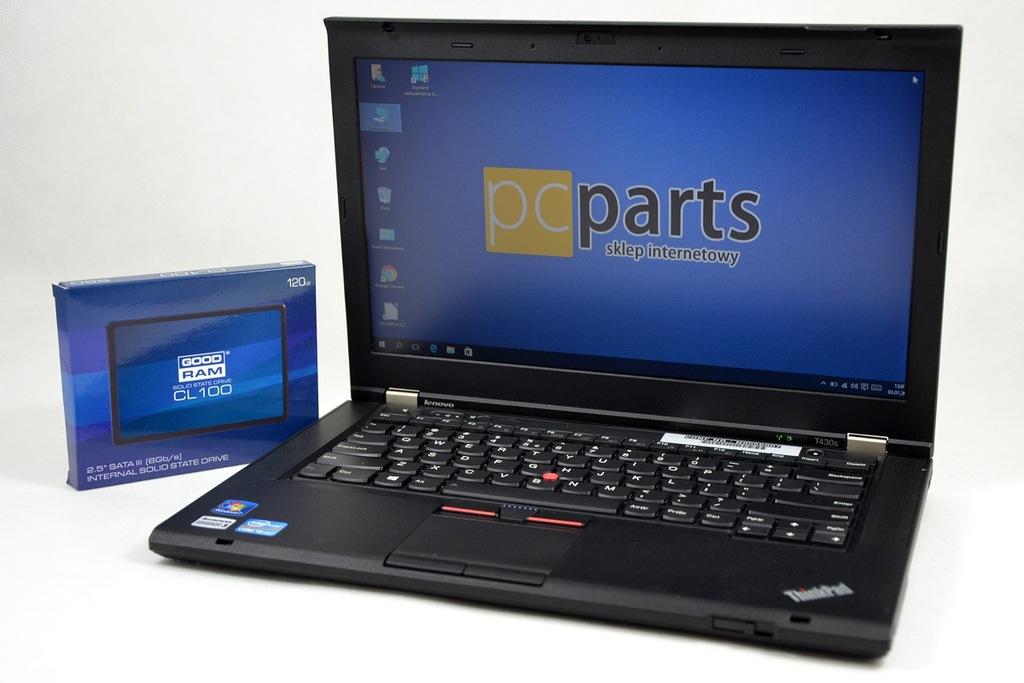 Jaknowy Lenovo Thinkpad T430s I5 8gb Nowyssd 750 7117251659 Oficjalne Archiwum Allegro