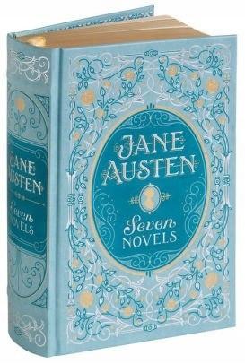 Jane Austen (Barnes & Noble Omnibus Leatherbou - 7643310163 ...