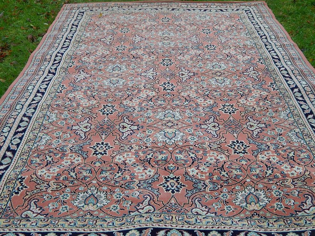 Salonowy dywan wełna 200 x 300 Polecam!! 7178751644