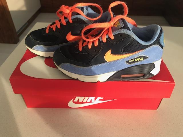 Nike Air Max r.33 7314869791 oficjalne archiwum Allegro