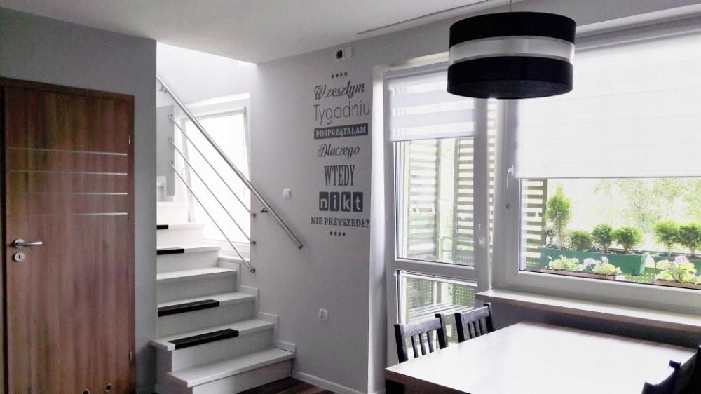Atrakcyjne dwupoziomowe mieszkanie