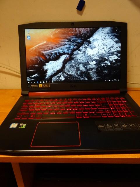 Laptop Do Gier Acer Nitro 5 Tanio 7793478225 Oficjalne Archiwum Allegro