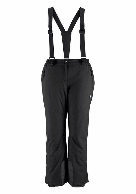 ZIM0190 POLARINO damskie spodnie narciarskie 58
