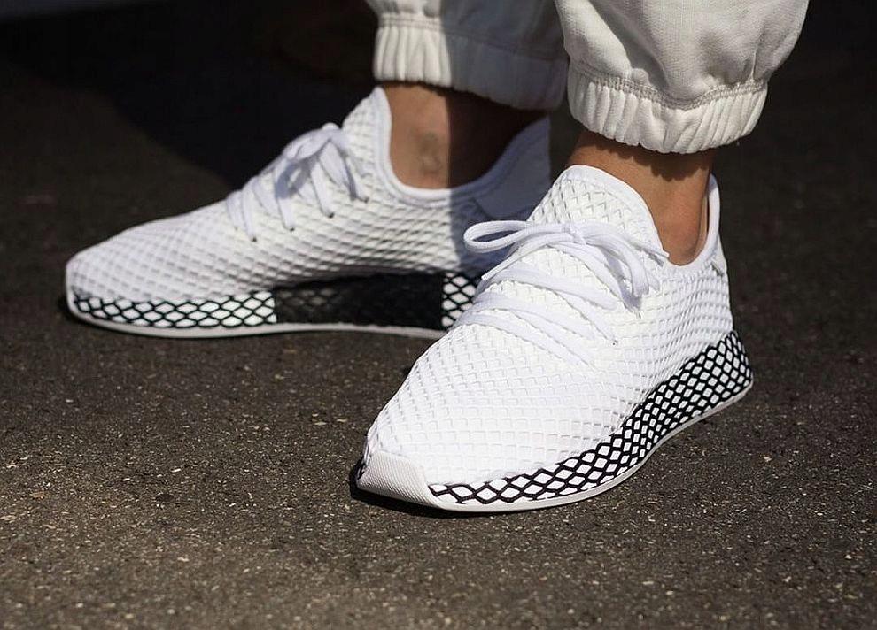 Buty adidas Derupt Runner EE5772 GlogrnCblackCblack