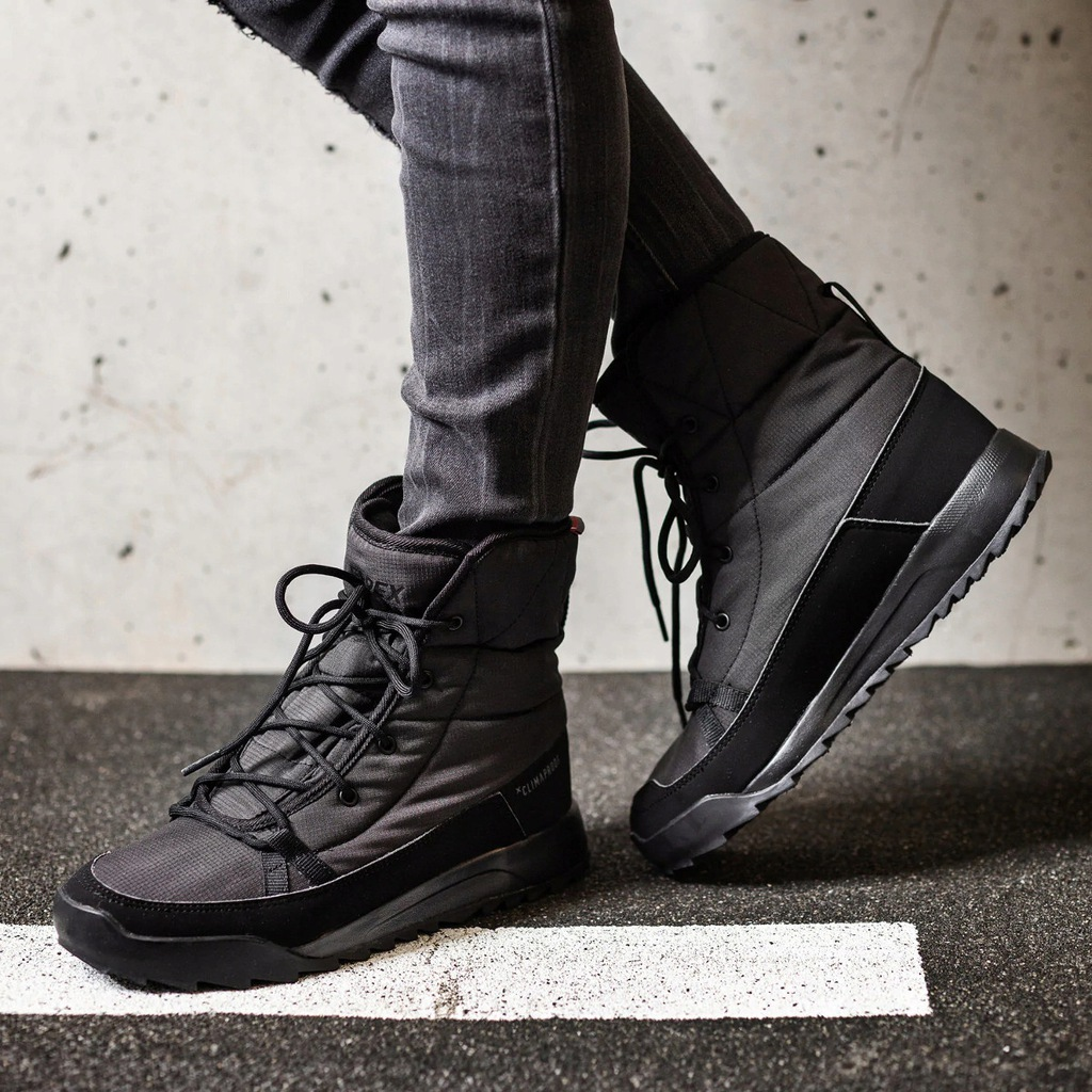 ADIDAS TERREX CHOLEAH PADDED CLIMAPROOF BOOTS r 40