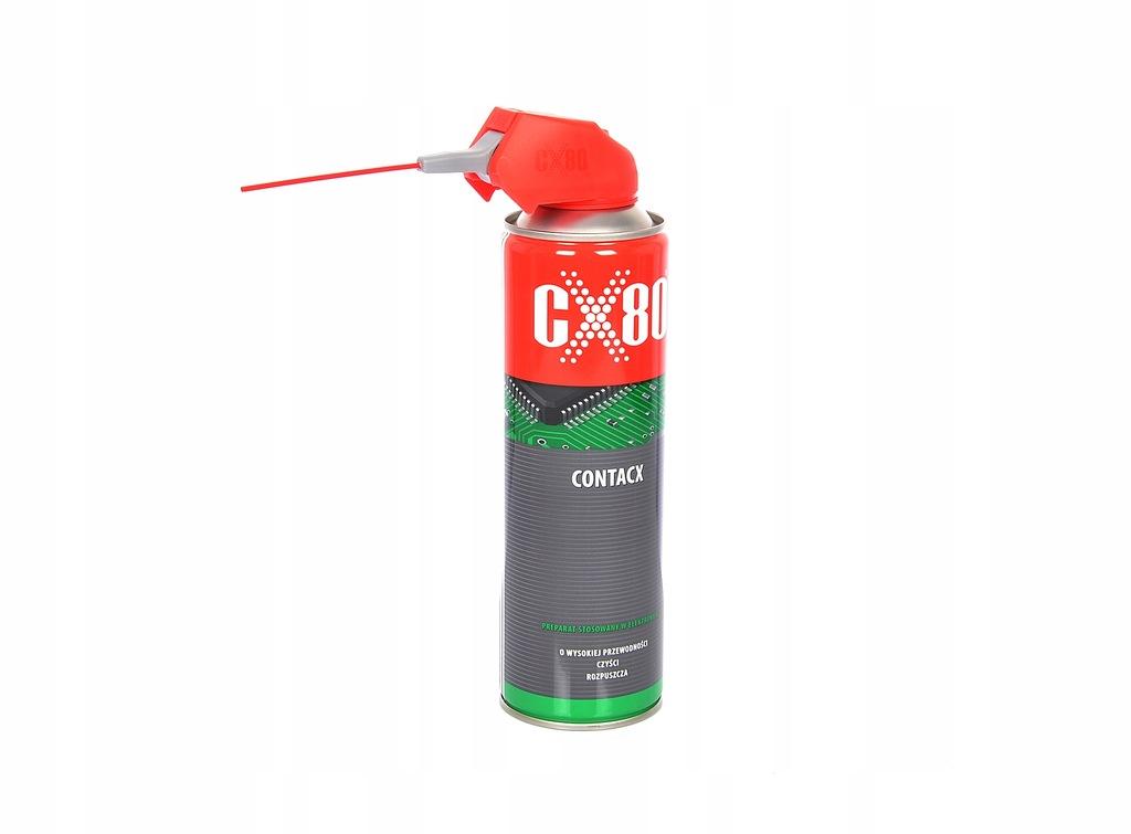 CX-80 CONTACX preparat czyszczący do elektroniki