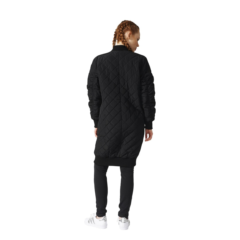kurtka adidas Long Quilted Bomber BS5064