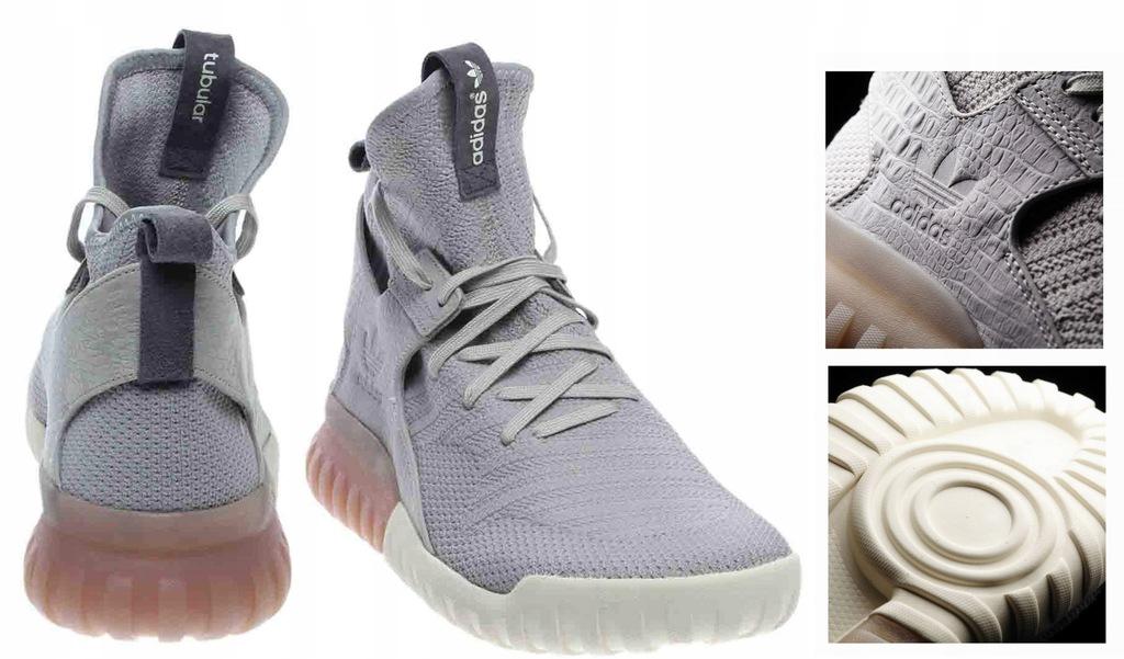 Adidas Tubular X Primeknit buty męskie 42 23
